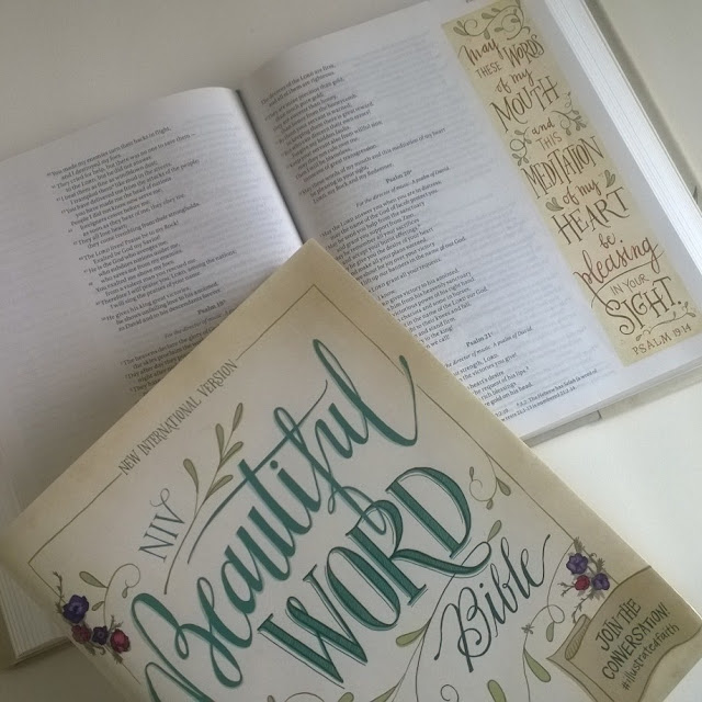 NIV Beautiful WORD Bible from Zondervan