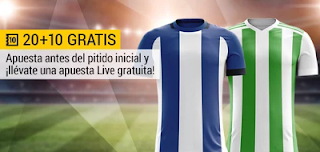 bwin promocion Alaves vs Betis 12 marzo