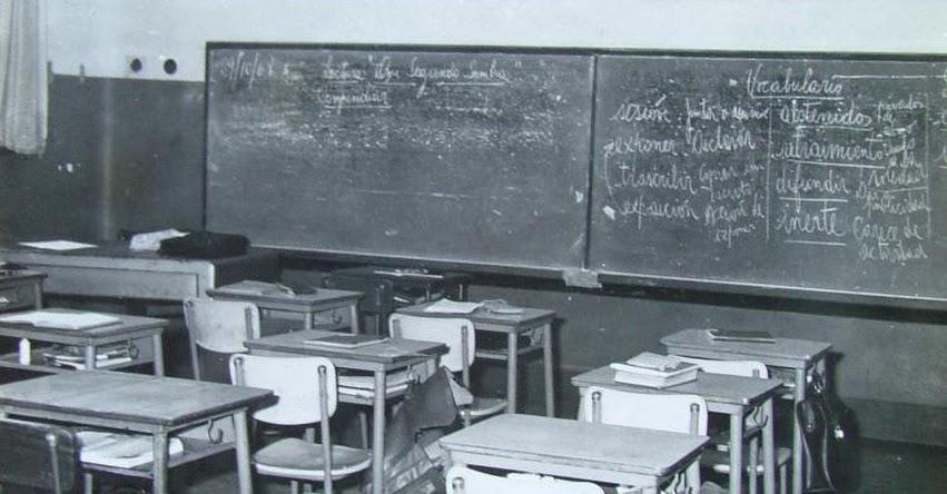 Evalúan modificar contenidos sobre terrorismo en textos escolares