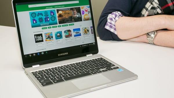 جوجل تبدء بعملية البيع لأول جهاز لوحي يعمل بنظام Chrome