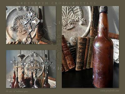 Greyfreth Cross Bottles