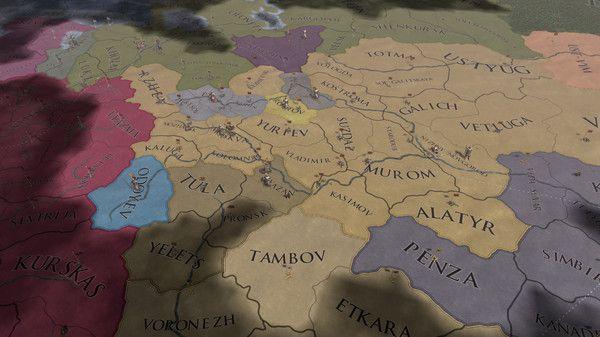 Europa Universalis IV Third Rome