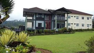 Villa Untuk Wedding Indoor Dan Ourdoor Di Lembang - Bandung