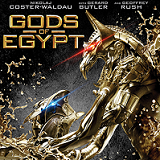 Gods of Egypt Will Be Released on 4K Ultra HD, 3D Blu-ray, Blu-ray, and DVD on May 31st