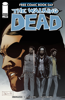 The Walking Dead - Tyrese special (Free Comic Book Day)