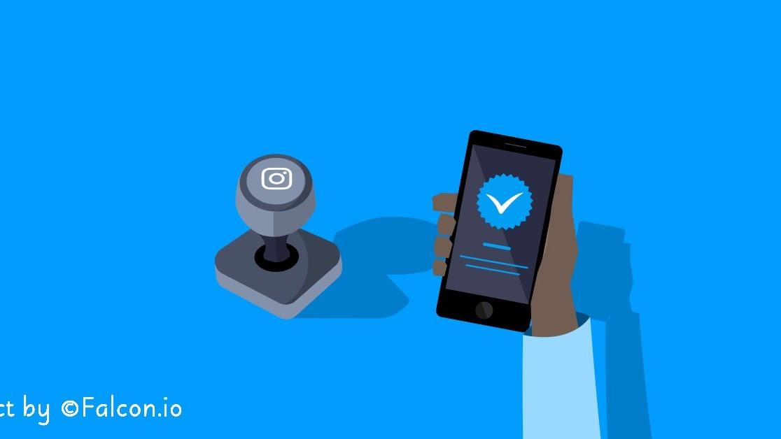 Gambar Ilustrasi Cara Membuat Akun Verified Instagram (Logo Centang Biru) Masih Terjaga Blog