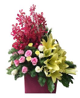 Shop hoa cẩm mỹ đồng nai
