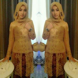 kebaya simpel hijab