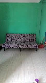 service sofa bed di bengkel cikarang