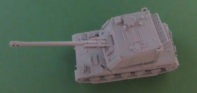 French Giat 155mm GCT AUF self-propelled gun picture 3