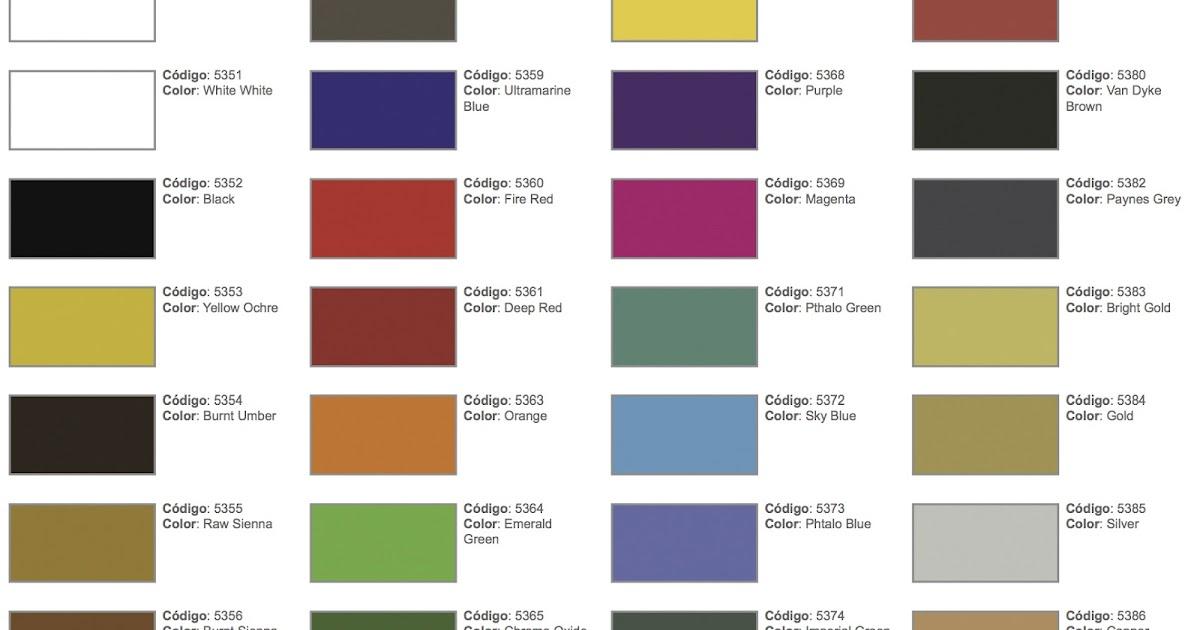 Mi casa decoracion Catalogo de colores de pintura