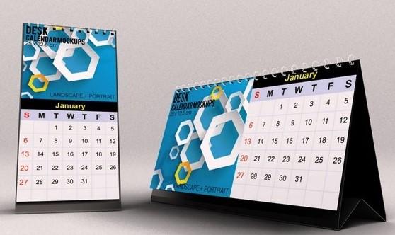 Cetak Kalender Murah Via Online di Snapy