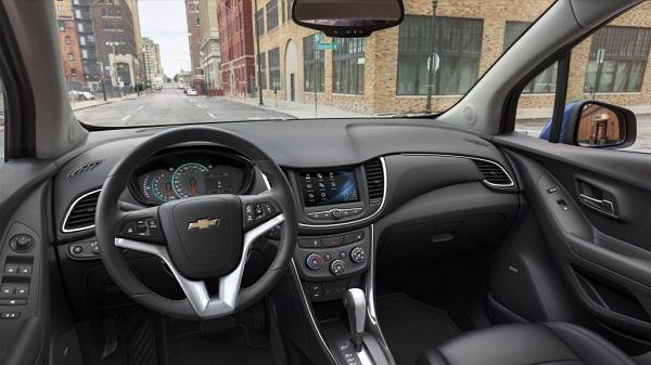 Chevrolet presentó la nueva Trax o Tracker