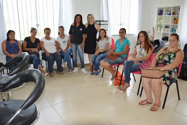 FUNDO SOCIAL DE CAJATI INICIA OS CURSOS DE CAPACITAÇÃO