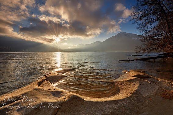 Sonnenaufgang am Zugersee - LU