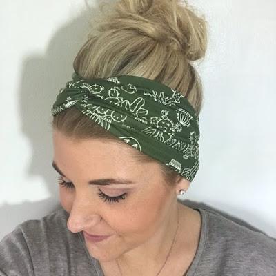 Cactus Headband