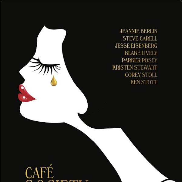 CAFE SOCIETY (film) was visually stunning, but fell flat with a purposeless story