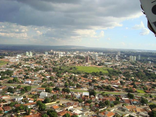 Aparecida de Goiânia é a quinta maior cidade do Centro-Oeste