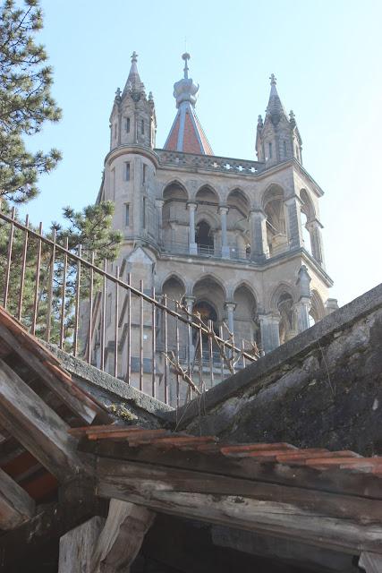 Lausanne, suisse, voyage, ballade, les petites bulles de ma vie