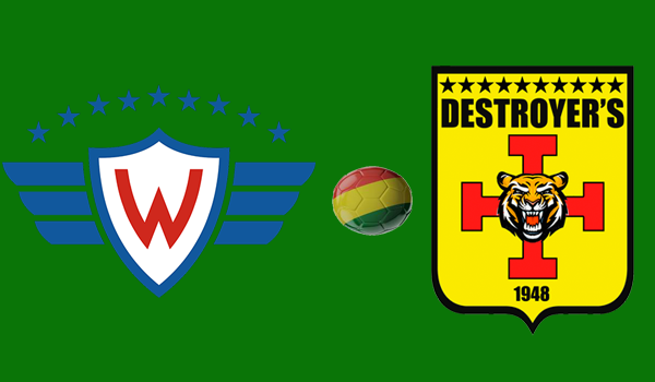 En vivo Wilstermann vs. Destroyers - Torneo Apertura 2018