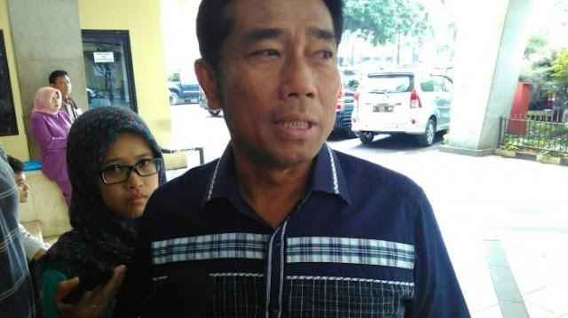 Lulung Bingung Adik Wakil Ketua DPRD DKI Jadi tersangka
