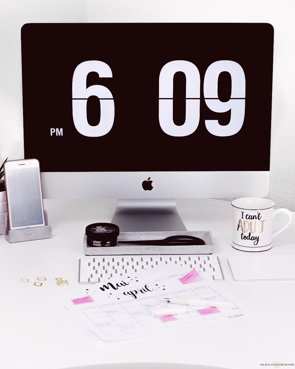 Effizienter arbeiten: <br/> So planst du deine Blogposts <br/> mit Schneider Glam VIP