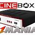 CINEBOX OPTIMO X DUAL CORE NOVA ATUALIZAÇÃO - 05/08/2016