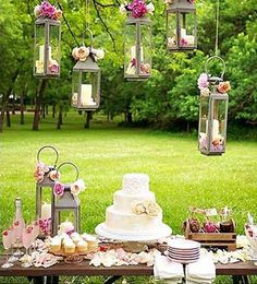 Decoración de bodas ecológicas