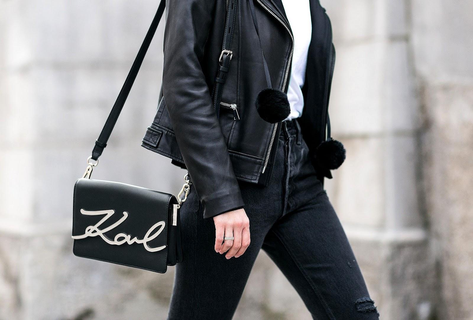 Sac-signature-Karl-Lagerfeld