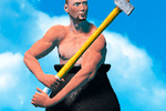 Getting Over It with Bennett Foddy 1.8.10 MOD APK + Data APK Terbaru