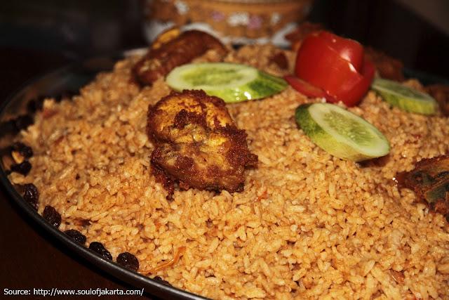 Inilah Daftar Resto Masakan Arabian Food di Jogja