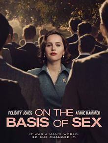 Sinopsis pemain genre Film On the Basis of Sex (2018)