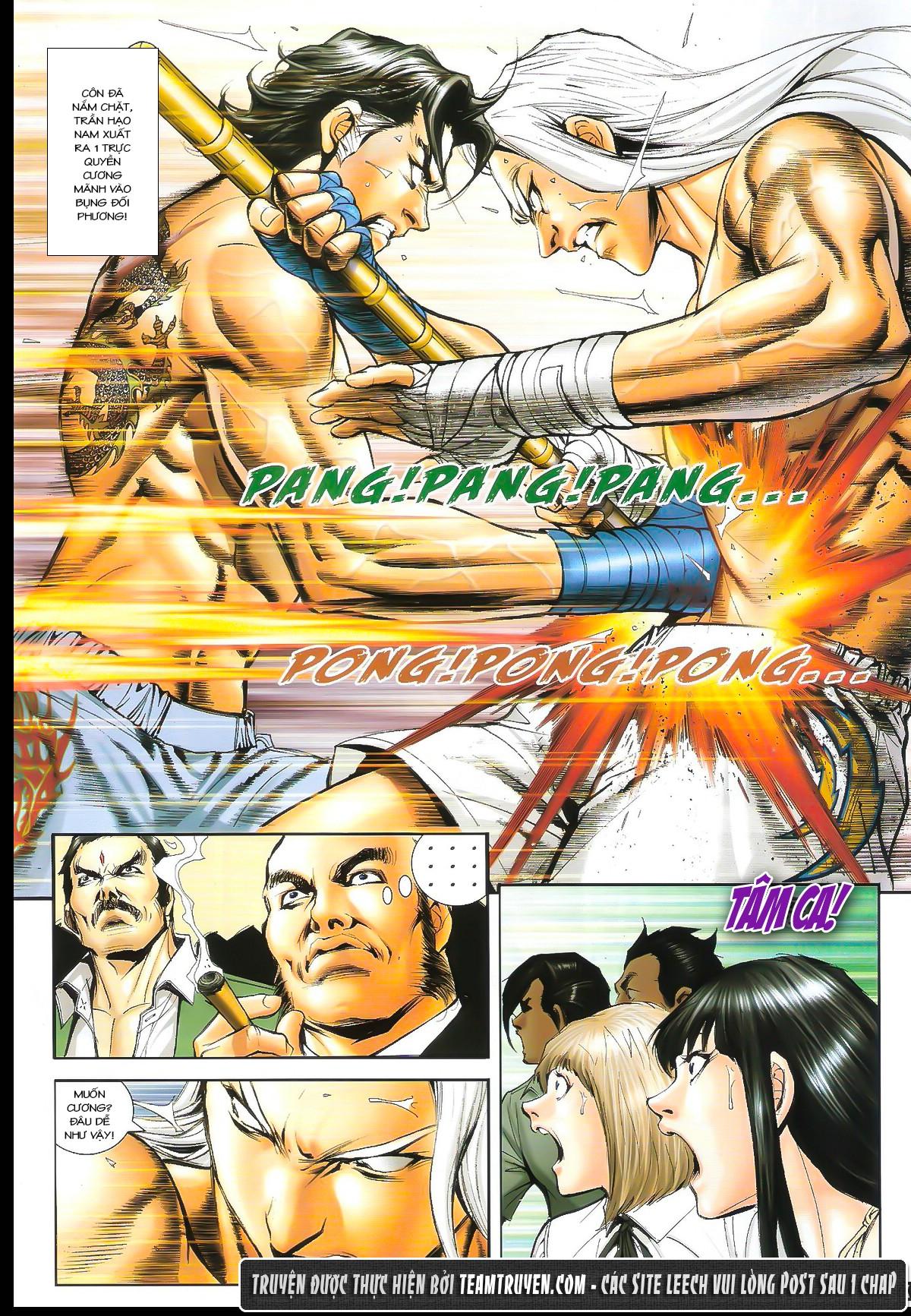Người Trong Giang Hồ chapter 1634: nắm chắc phần thắng trang 17