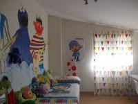 venta atico duplex castellon rio ebro dormitorio