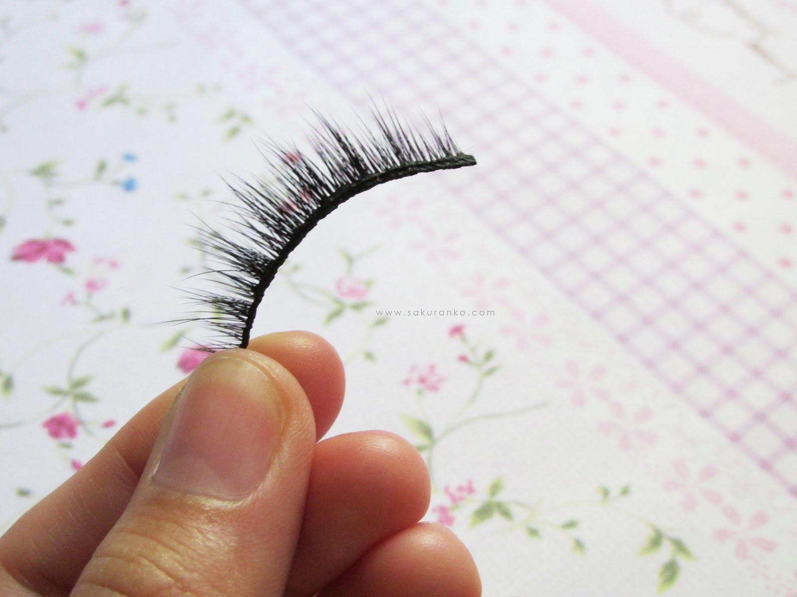 b0f9057cb09 Quality: The fiber is very lightweight but these false eyelashes are more  short and less thick than the Gala Eyelashes. The fiber looks super natural  and is ...