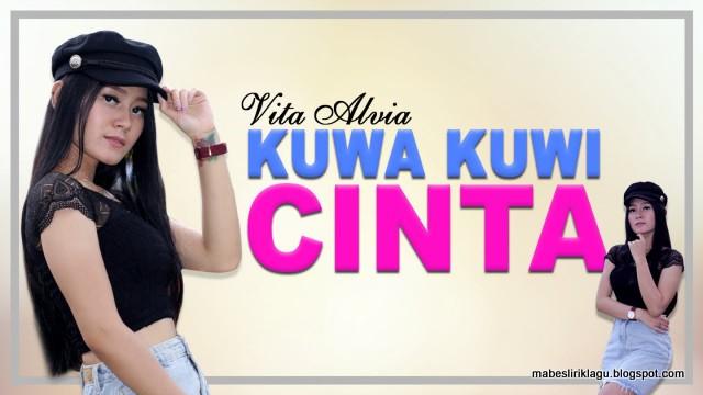 Vita Alvia - Kuwa Kuwi Cinta