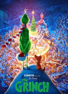 Sinopsis pemain genre Film The Grinch (2018)