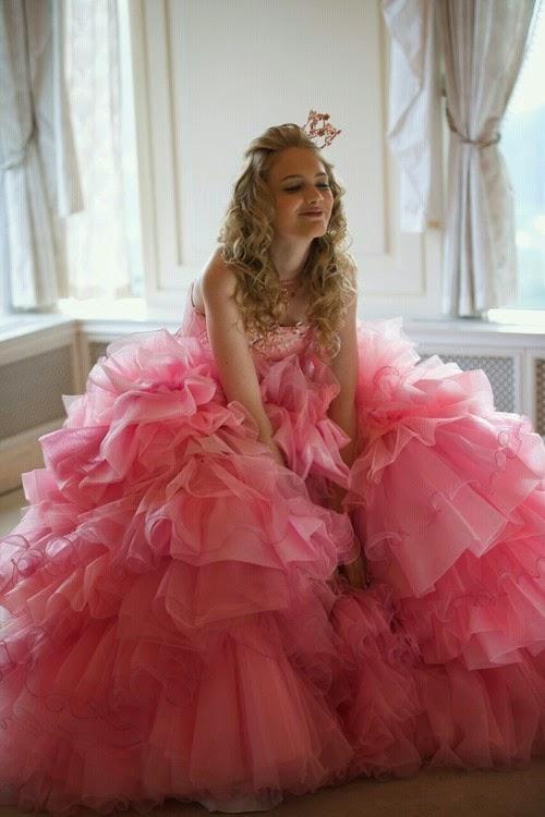 Fenomenales vestidos de 15 años