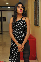 Akshida in Black Tank Top at Kalamandir Foundation 7th anniversary Celebrations ~  Actress Galleries 014.JPG