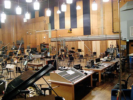 The Music Behind the Screen: Scoring Stages: 20th Century Fox