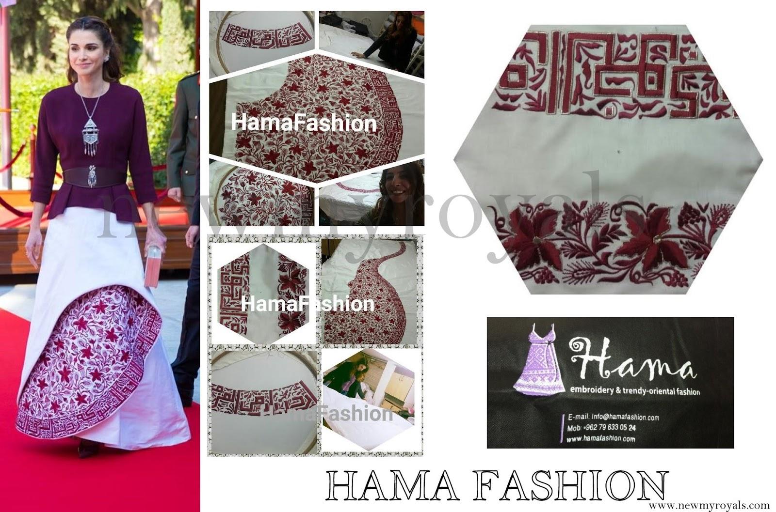 Annoushka Flamenco Earrings Queen Rania Of Jordan Jewelry Royals Style