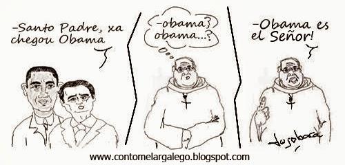 Obama no Vaticano