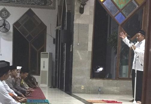 Irjen Pol. Umar Septono, Serukan Jihad Dalam Jabatan Yang Kita Miliki