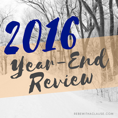 2016 Year-end Review - Rebe With a Clause