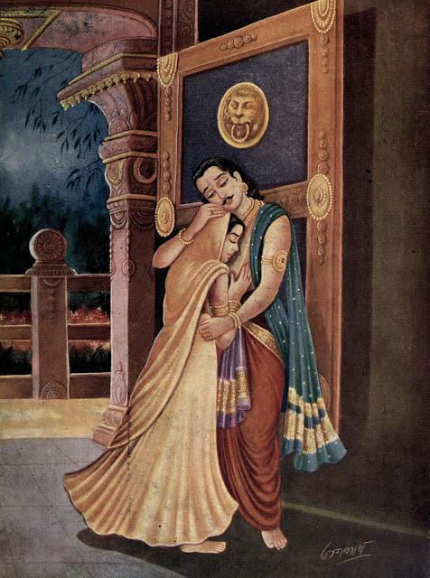 Nala-Damayanti Folk Tale