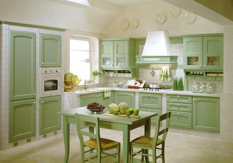 Fotos ideas para decorar casas - Muebles de cocina en madera rustica ...