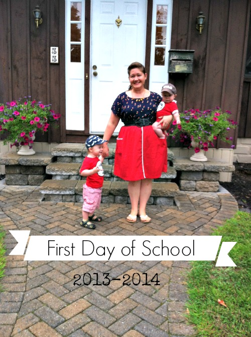 Be Your Own Lady: Back to School Outfits (and feelings)