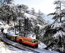 Shimla volvo Tour Package