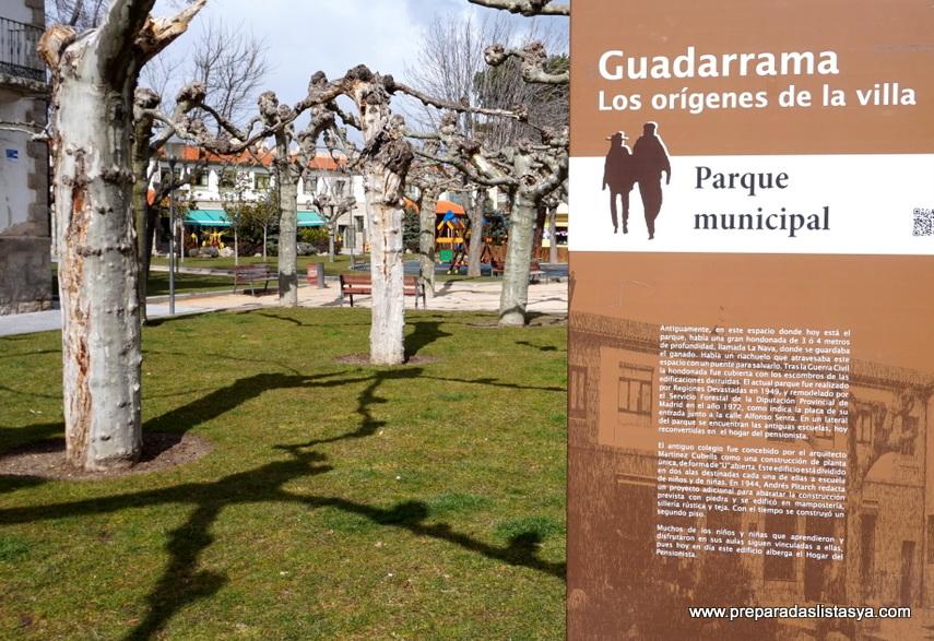 Parque Guadarrama