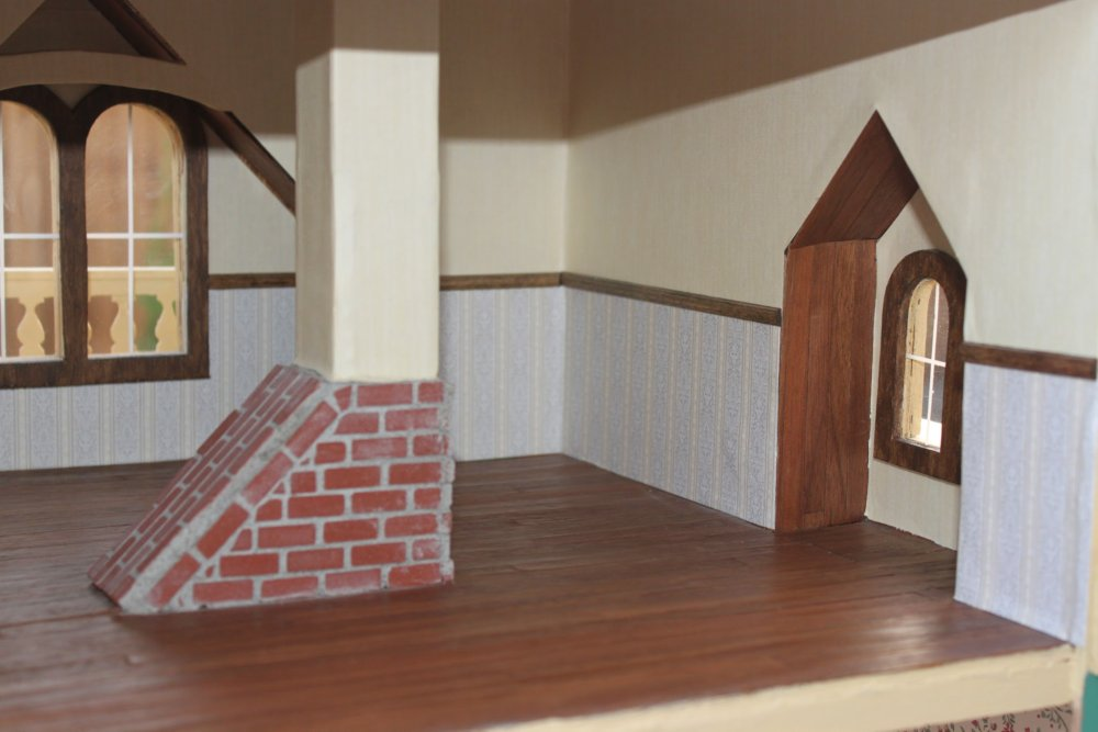 Jenny S Miniatures The Willowcrest House